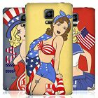 HEAD CASE DESIGNS AMERICA'S SWEETHEART USA BATTERY COVER FOR SAMSUNG PHONES 1