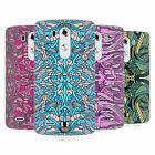HEAD CASE DESIGNS ABSTRACT ALIEN PATTERNS SOFT GEL CASE FOR LG PHONES 1