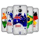 HEAD CASE DESIGNS GEOMETRIC MAPS SOFT GEL CASE FOR HTC PHONES 2