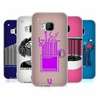 HEAD CASE DESIGNS BARCODE PLAY SOFT GEL CASE FOR HTC PHONES 1