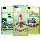 HEAD CASE DESIGNS FASHION VILLE SOFT GEL CASE FOR BLACKBERRY PHONES