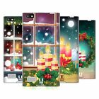 HEAD CASE DESIGNS HOLIDAY CANDLES SOFT GEL CASE FOR BLACKBERRY PHONES