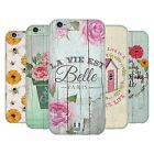 HEAD CASE DESIGNS COUNTRY CHARM SOFT GEL CASE FOR APPLE iPHONE PHONES