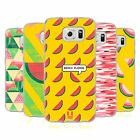 HEAD CASE DESIGNS WATERMELON PRINTS SOFT GEL CASE FOR SAMSUNG PHONES 1
