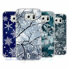 HEAD CASE DESIGNS WINTER PRINTS SOFT GEL CASE FOR SAMSUNG PHONES 1