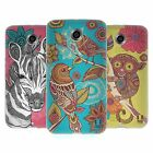 HEAD CASE DESIGNS FANCIFUL INTRICACIES SOFT GEL CASE FOR MOTOROLA PHONES
