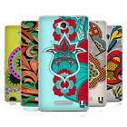 HEAD CASE DESIGNS MEHNDI MEDLEY SOFT GEL CASE FOR SONY PHONES 3