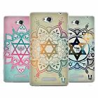HEAD CASE DESIGNS STAR OF DAVID SOFT GEL CASE FOR SONY PHONES 3