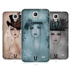 HEAD CASE DESIGNS FANCY HATS AND BANDS SOFT GEL CASE FOR SAMSUNG PHONES 4