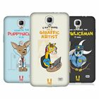 HEAD CASE DESIGNS PROFESSIONAL ANIMALS SOFT GEL CASE FOR SAMSUNG PHONES 4
