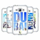 HEAD CASE DESIGNS CITY SNAPSHOTS SOFT GEL CASE FOR SAMSUNG PHONES 4