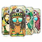 HEAD CASE DESIGNS SUMMER HIPPIES SOFT GEL CASE FOR SAMSUNG PHONES 4
