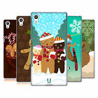 HEAD CASE DESIGNS THE GINGERBREAD SOFT GEL CASE FOR SONY PHONES 2