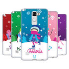 HEAD CASE DESIGNS CHRISTMAS TIDINGS SOFT GEL CASE FOR LG PHONES 3