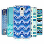 HEAD CASE DESIGNS SEA WAVE PATTERNS SOFT GEL CASE FOR LG PHONES 3