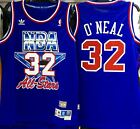 SHAQUILLE O'NEAL 1994 ALL-STAR GAME HARDWOOD CLASSICS THROWBACK SWINGMAN JERSEY