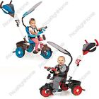 LITTLE TIKES 4 IN 1 TRIKES KIDS CHOICE OF BLUE OR RED OUTDOOR NEW