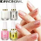 Tips Ongle Vernis Base Primer Top Coat Sérum Nourrissant Huile Manucure Nail Art