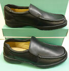 """SALE: Clarks Gents Extra Wide Slip-on Leather Shoes """"LINE OUT"""""""
