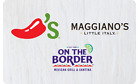$10 / $25 / $50 Chili's Gift Card - Mail Delivery For Sale