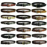 True Religion Mens Various Styles Single Prong Designer Genuine Belts Deals