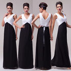 Womens Long Ball Gowns Party Formal/Cocktail/Evening/Prom Dress 6 8 10 12 14 16+