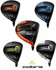 King Cobra Golf F6+ Driver 9*-12* Adjustable YOU CHOOSE Hand Color Flex