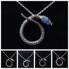 1pc Fashion Special Snake Sparkly Crystal Bracelet Long Necklace For Women Gift
