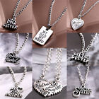 Special Sister Mother Daughter Dad Grandma Family Pendant Necklace Jewelry CG11