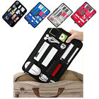 BUBM Travel Velcro Accessories Tools Cables Power USB Organiser Board Both Sides