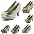 Ladies Wedding Shoes Women's Quality Diamante Wedding Shoes - Bride  Bridal