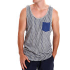 New Mens St Goliath PE Muscle Tank Casual Authentic Singlet streetwear Stringer