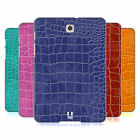 HEAD CASE DESIGNS CROCODILE SKIN PATTERN BACK CASE FOR SAMSUNG GALAXY TAB S2 8.0
