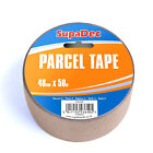 SupaDec Parcel Tape 48mm x 50m - Choose Amount