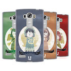 HEAD CASE DESIGNS CHRISTMAS ANGELS SOFT GEL CASE FOR LG G4 BEAT G4S