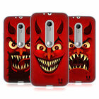 HEAD CASE DESIGNS DEVILISH FACES SOFT GEL CASE FOR MOTOROLA MOTO G (3rd Gen)