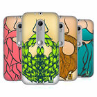 HEAD CASE DESIGNS VIBRANT BEARD SOFT GEL CASE FOR MOTOROLA MOTO G (3rd Gen)