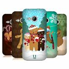 HEAD CASE DESIGNS THE GINGERBREAD HARD BACK CASE FOR HTC ONE MINI 2