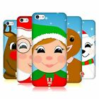 HEAD CASE DESIGNS JOLLY CHRISTMAS CHARACTERS HARD BACK CASE FOR APPLE iPHONE 5C