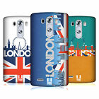 HEAD CASE DESIGNS LONDON CITYSCAPE HARD BACK CASE FOR LG G3