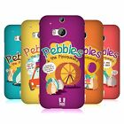 HEAD CASE DESIGNS PEBBLES AND THE PIPSQUEAKS HARD BACK CASE FOR HTC ONE M8