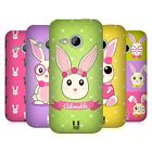 HEAD CASE DESIGNS SOFIE THE BUNNY HARD BACK CASE FOR HTC ONE MINI 2