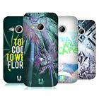 HEAD CASE DESIGNS TROPICAL TRENDS HARD BACK CASE FOR HTC ONE MINI 2