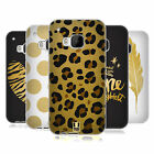 HEAD CASE DESIGNS GRAND AS GOLD SOFT GEL CASE FOR HTC ONE M9