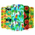 HEAD CASE DESIGNS TROPICAL PARADISE SOFT GEL CASE FOR APPLE iPHONE 5 5S