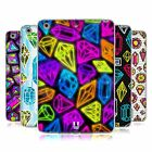HEAD CASE DESIGNS VIVID PRINTED JEWELS SOFT GEL CASE FOR APPLE iPAD MINI 1 2 3