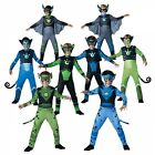Wild Kratts Creature Power Suit Costume Kids Halloween Fancy Dress