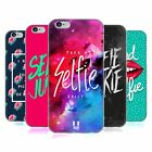 HEAD CASE DESIGNS SELFIE CRAZE SOFT GEL HÜLLE FÜR APPLE iPHONE 6 6S