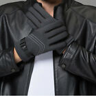 Cool Mens Winter Gloves Outdoor Sport Driving Motorcycle Biker Full Finger Warm