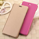 Luxury Slim  Flip PU Leather Wallet Stand Case Cover For Xiaomi Redmi Note 2 3